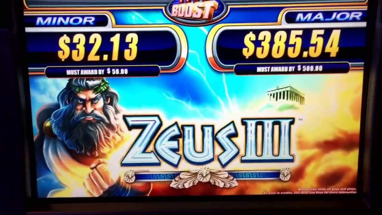 Zeus iii casino