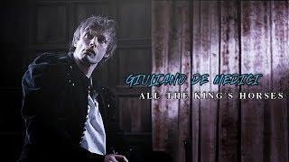 Giuliano de Medici | All The King's Horses |