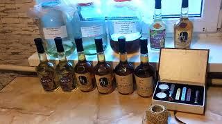 достойное оформление бутылокподарок  винокуру