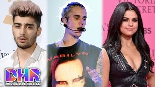 11 Heart Racing Celebrity Moments of 2016 So Far - Zayn, Justin Bieber, Selena Gomez (DHR)