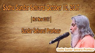 Sadhu sundar selvaraj october 10, 2017 | hot new 2017 | sundar selvaraj prophecy