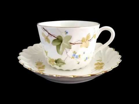 Picture Collection Of Rare & Beautiful Antique Ceramic & Porcelain Cups & Saucers
