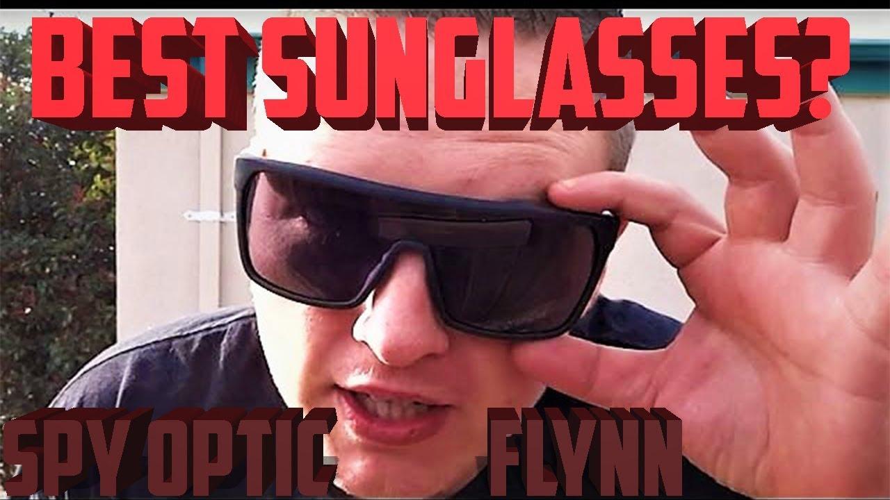 5aba6725d2 Spy Optic Flynn Oversized Sunglasses Review (Best Spy Sunglasses 2016-2017 )