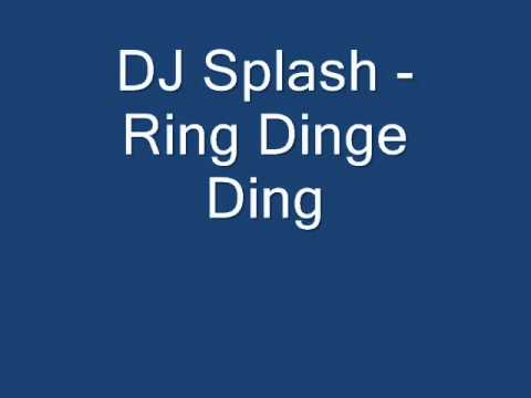 If you don't say ring ding ding dingdingeringding, what do you say.