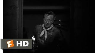 The Man Who Shot Liberty Valance (2/7) Movie CLIP - Burning Down Dreams (1962) HD