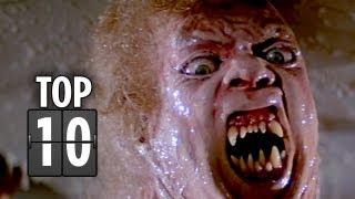 Top Ten Movie Monsters - Movie Creature List HD