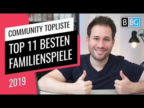 Top 11 BESTEN Brettspiele Mit Der Familie Zu Weihnachten - Community Topliste