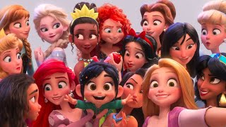 Wreck-It Ralph 2 ALL TRAILERS - Ralph Breaks The Internet