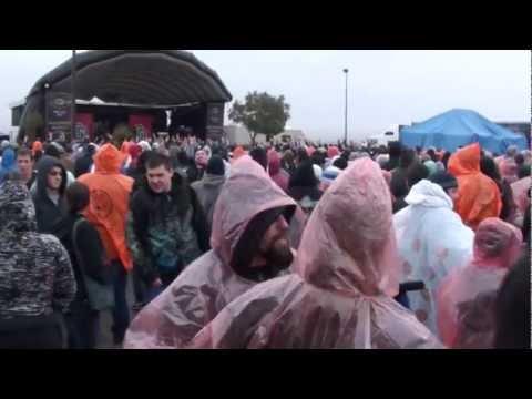 ROCK-N-ROLL GANGSTAR AT ROCKSTAR UPROAR FESTIVAL ALBUQUERQUE 10/7/11