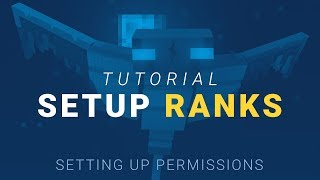 How to Set Up Ranks and Permissions on Your Minecraft Server
