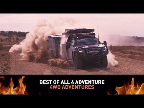 Best of All 4 Adventure: 4wd Adventures ► All 4 Adventure TV
