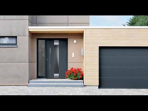 Hormann Aluminium Front Entrance Doors Youtube