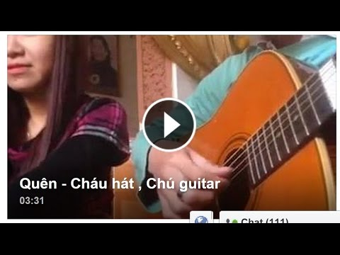 (GPT guitar school) Yêu Dại Khờ
