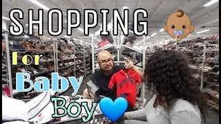 Shopping For Our Baby Boy!!! |Baby HAUL|Kallmekeke