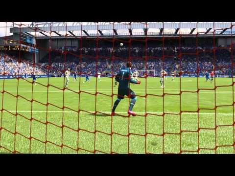 FIFA 15 CHELSEA AMAZING GOAL BY OSCAR