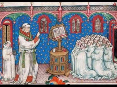 Medieval Carol 'Gaudete' - Choir of Clare College Cambridge