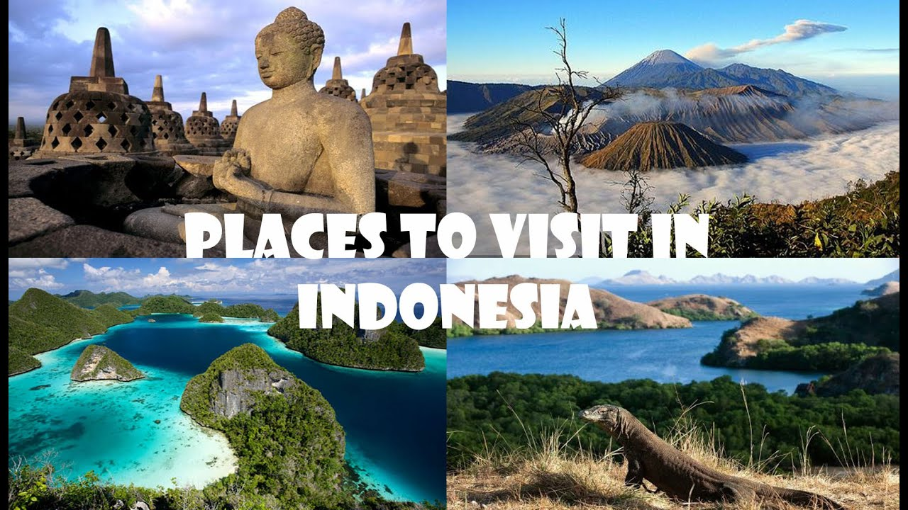 Places to Visit in Indonesia - YouTube