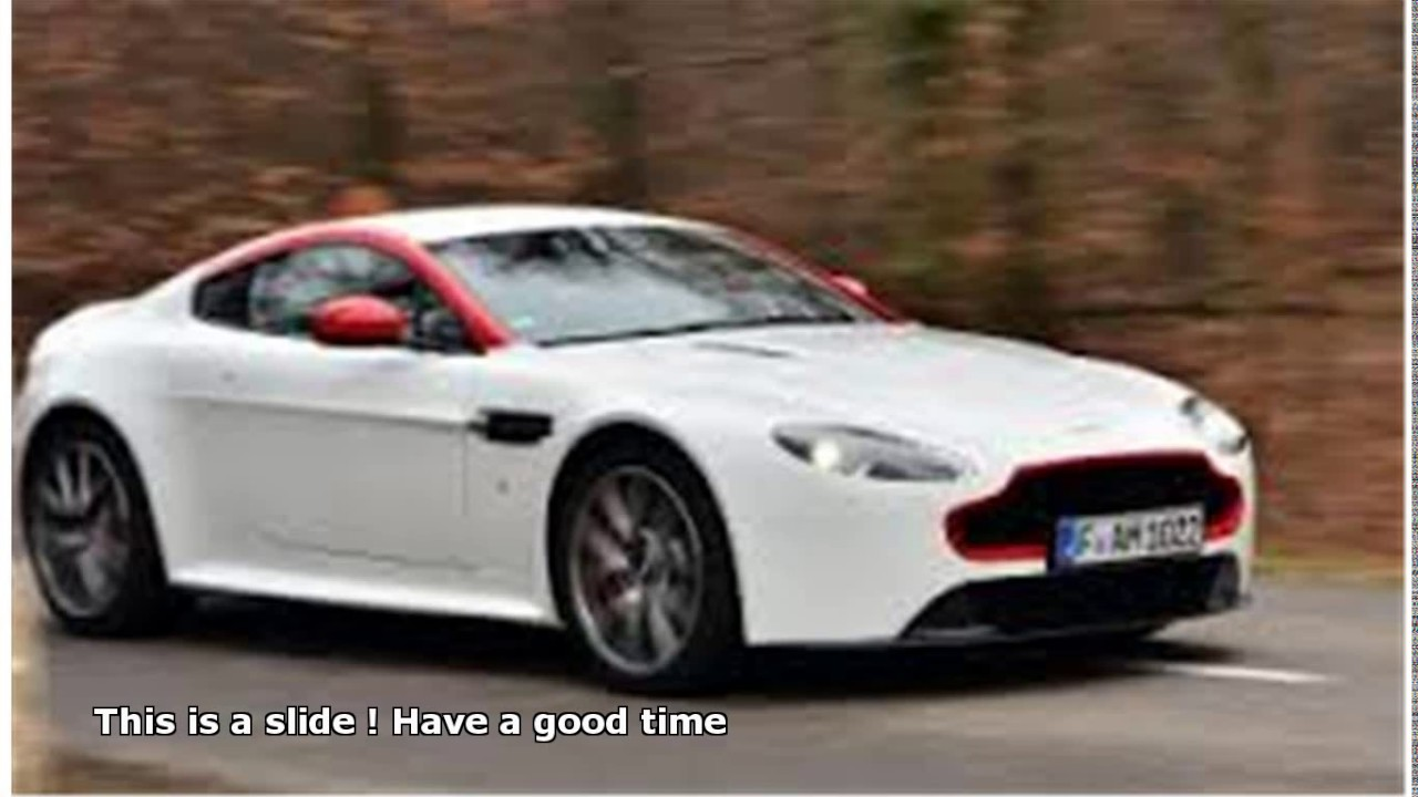 Aston Martin You Know You Are Not The First Youtube