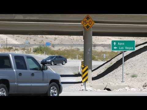 Nevada building $57M freeway project even without Faraday Future