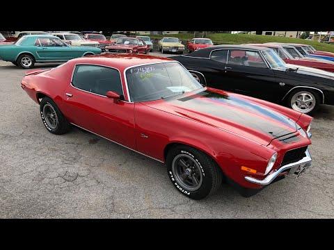 Test Drive 1970 Chevy Camaro $24,900 Maple Motors  #591