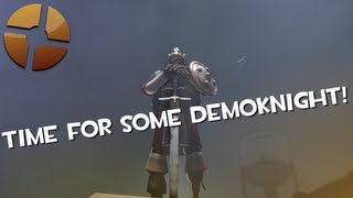 Time for some demoknight! - TF2 Gameplay.