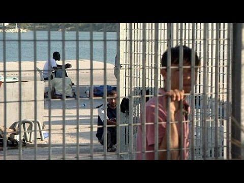 Hallados los cuerpos de dos de los doce inmigrantes desaparecidos en el Mar Egeo