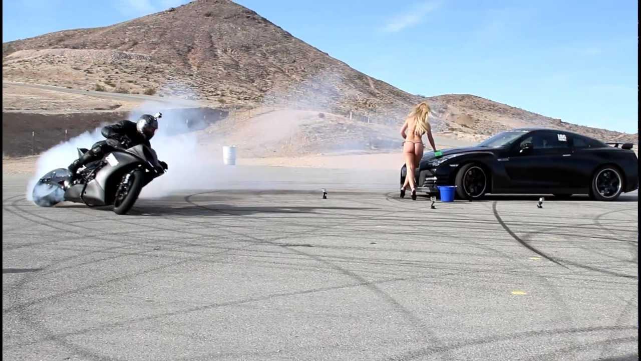 Yamaha R1 Drifting Bill Dixon Youtube