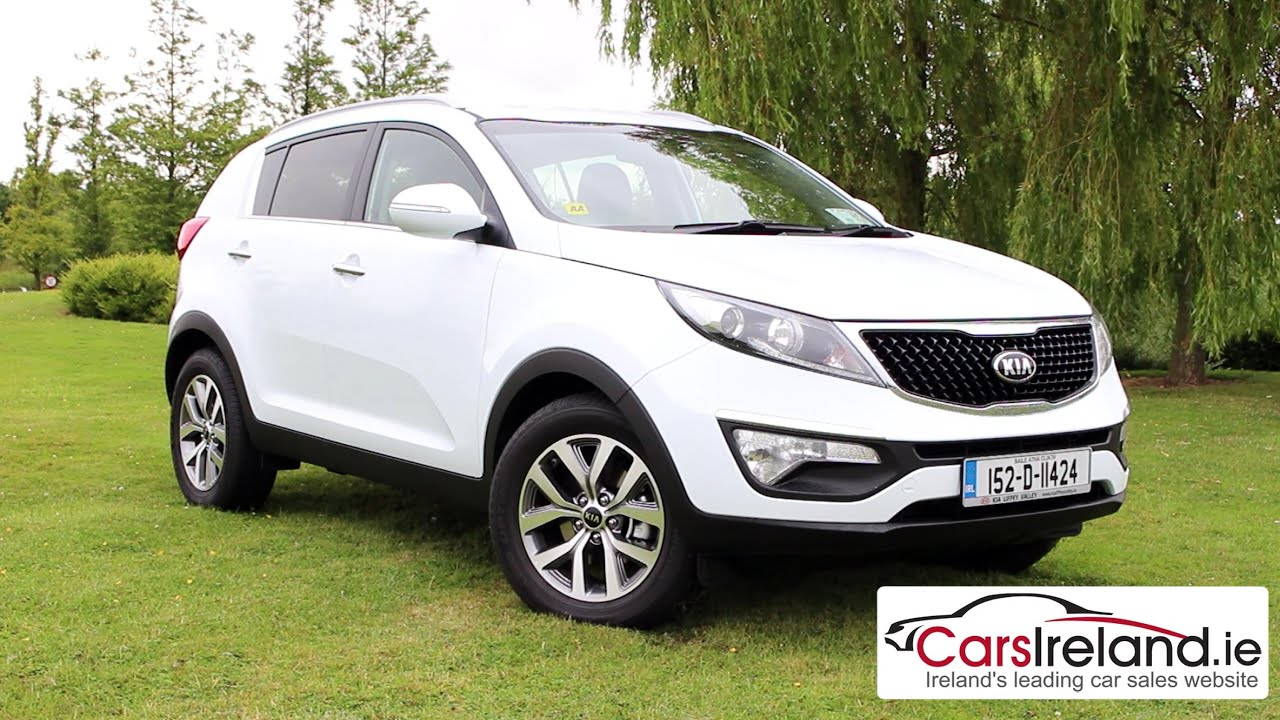 Kia Sportage 2011   2016 Review | CarsIreland Ie