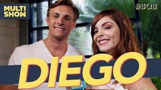 Diego + Titi Müller - Big Quiz Brasil - BBB19 - Humor Multishow