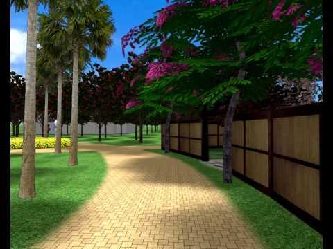Botanical Garden at The University of Jordan - مشروع الحديقة النباتية / الجامعة الأردنية