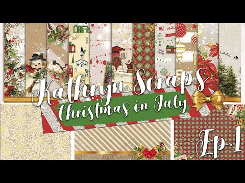 Cardstock Swatches | Project Cardstock | Christmas In July 2020