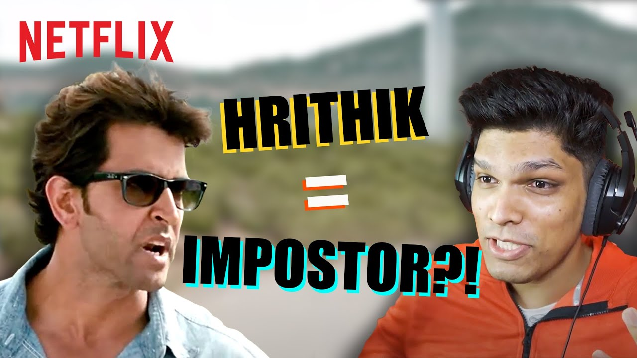 Download @Mythpat Dubs ZNMD | Among Us with Hrithik Roshan, Farhan Akhtar, Abhay Deol | Netflix India