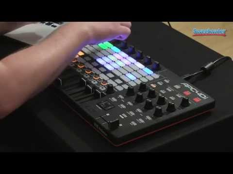 Akai APC40 MKII Control Surface Demo - Sweetwater Sound
