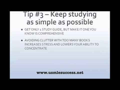 Step 2 CK Tips - 4 Tips For CK Success mov