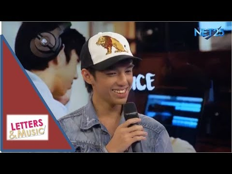How MIGUEL ANTONIO started his career in music industry? (NET25 LETTERS AND MUSIC)
