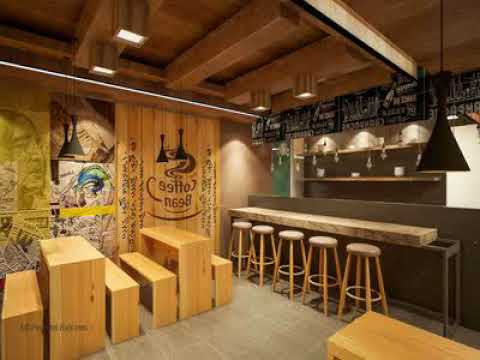 Small Fast Food Restaurant Interior Design Ideas