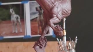 Sculpture Clip #1