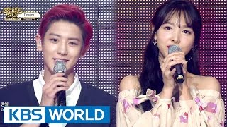 Download Video Special Collaboration - ChanYeol & NaYeon [Music Bank / 2016.06.24] MP3 3GP MP4