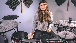 Don't Let Me Down - The Chainsmokers - Drum Cover Challenge | TheKays
