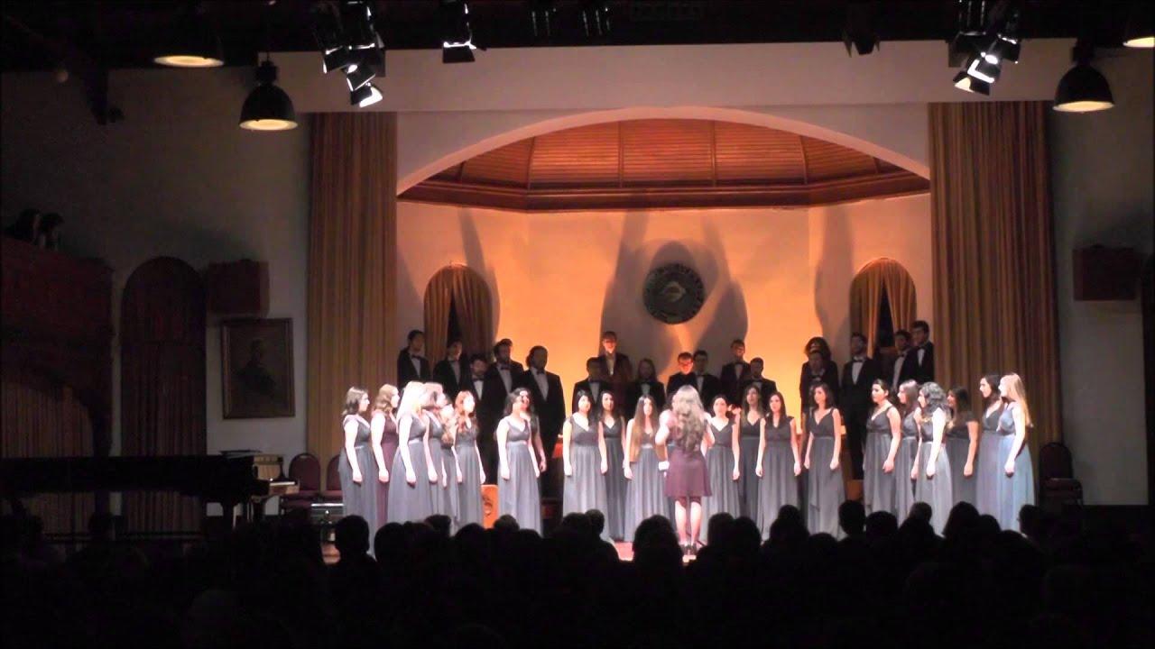 BÜMK Klasik Müzik Korosu - Salve Regina, To the mothers in Brazil (Lars Jansson/Arr Eriksson)