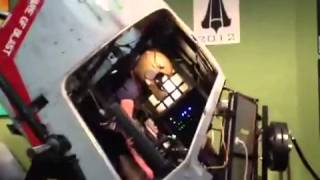 Student-made Flight Simulator On Display At Marin County Fair
