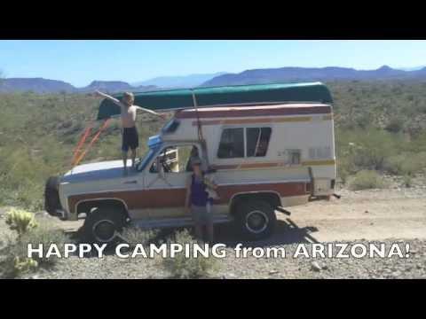 1976 Gmc Casa Grande Camping Youtube