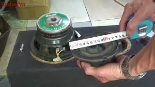 Mổ loa 3 Đường tiếng XEM cách các TIỀN BỐI  dựng loa cho chất âm đi vào HUYỀN THOẠI.đt:0904612323