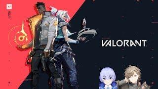【VALORANT】DUORANT with 叶 時々アペ【VTuber】