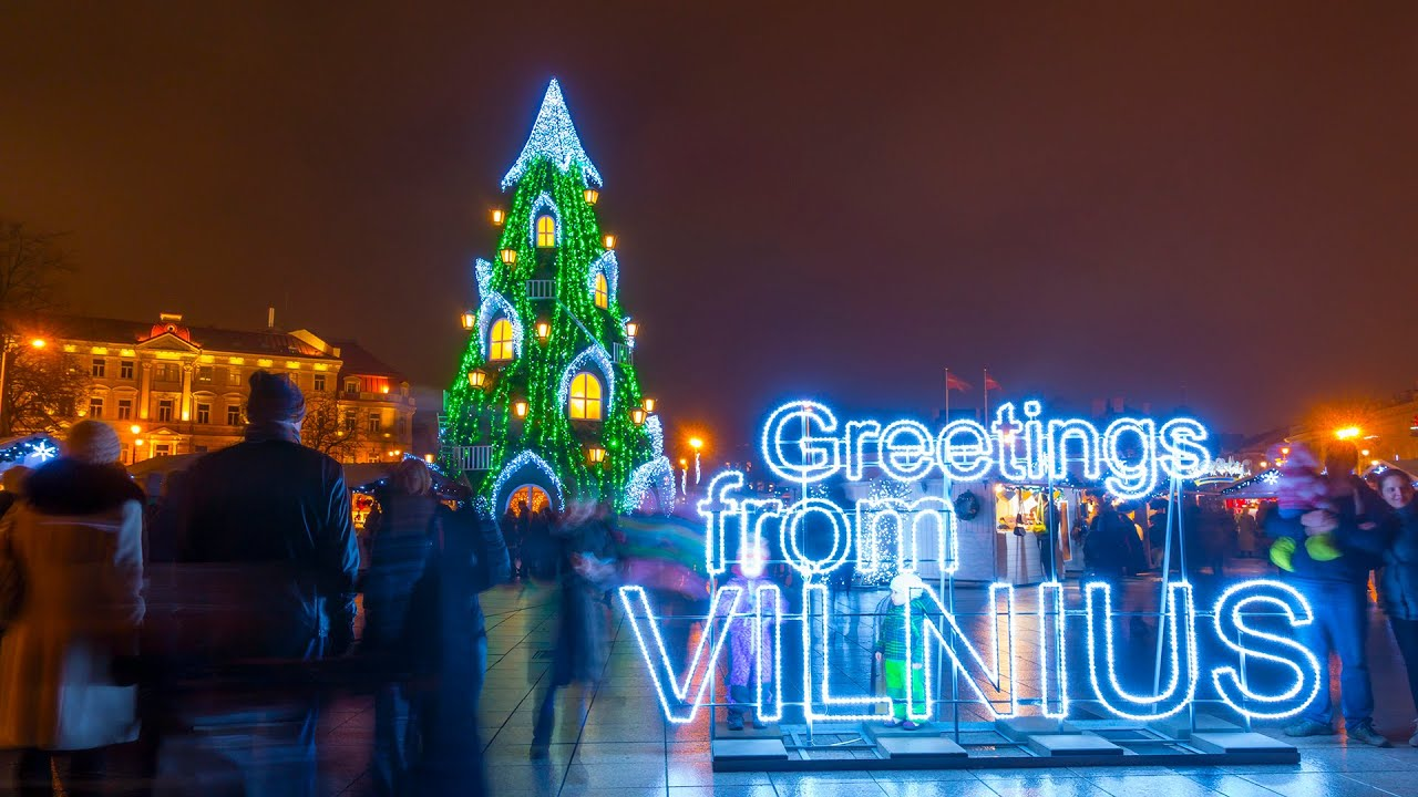 Greeting From Vilnius Youtube