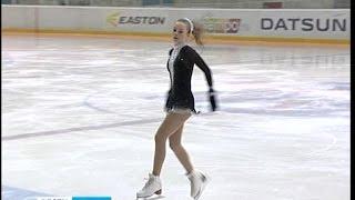 Турнир по фигурному катанию «Карельская зима» стартовал в Кондопоге