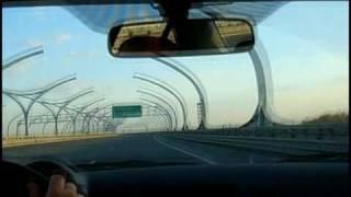 Скоростной Диаметр в Санкт-Петербурге, Вантовый мост