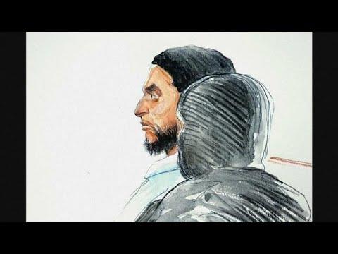 euronews (in Italiano): Bruxelles, sentenza in arrivo per Salah Abdeslam