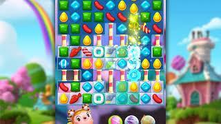 Candy Crush Friends Saga Level 385