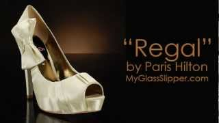 Wedding Shoe Review for Regal by Paris Hilton
